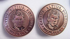 Coin Medallion