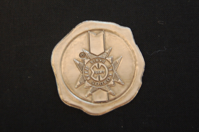 Pewter Seal